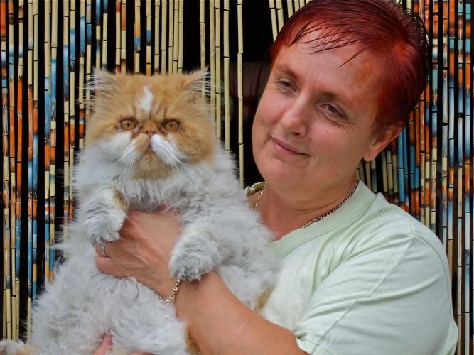 """vannicalanca-signora-gatto"""""""